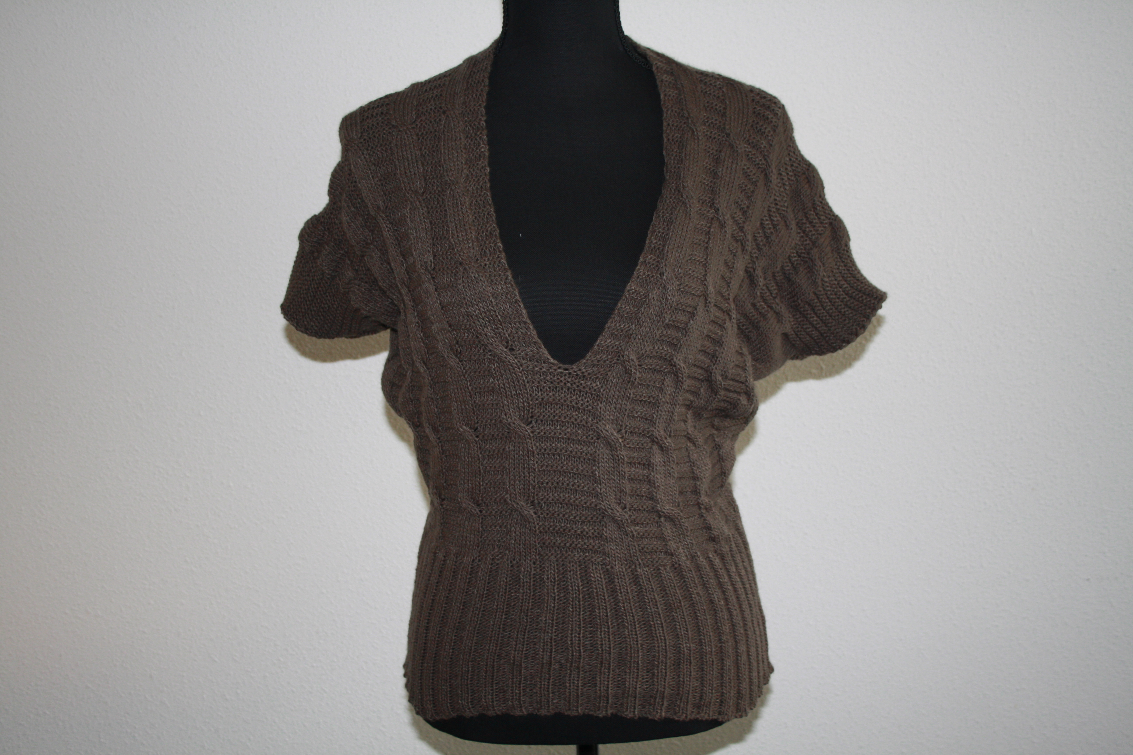 goudkleurig trui Nice, Alles voor de vrouw